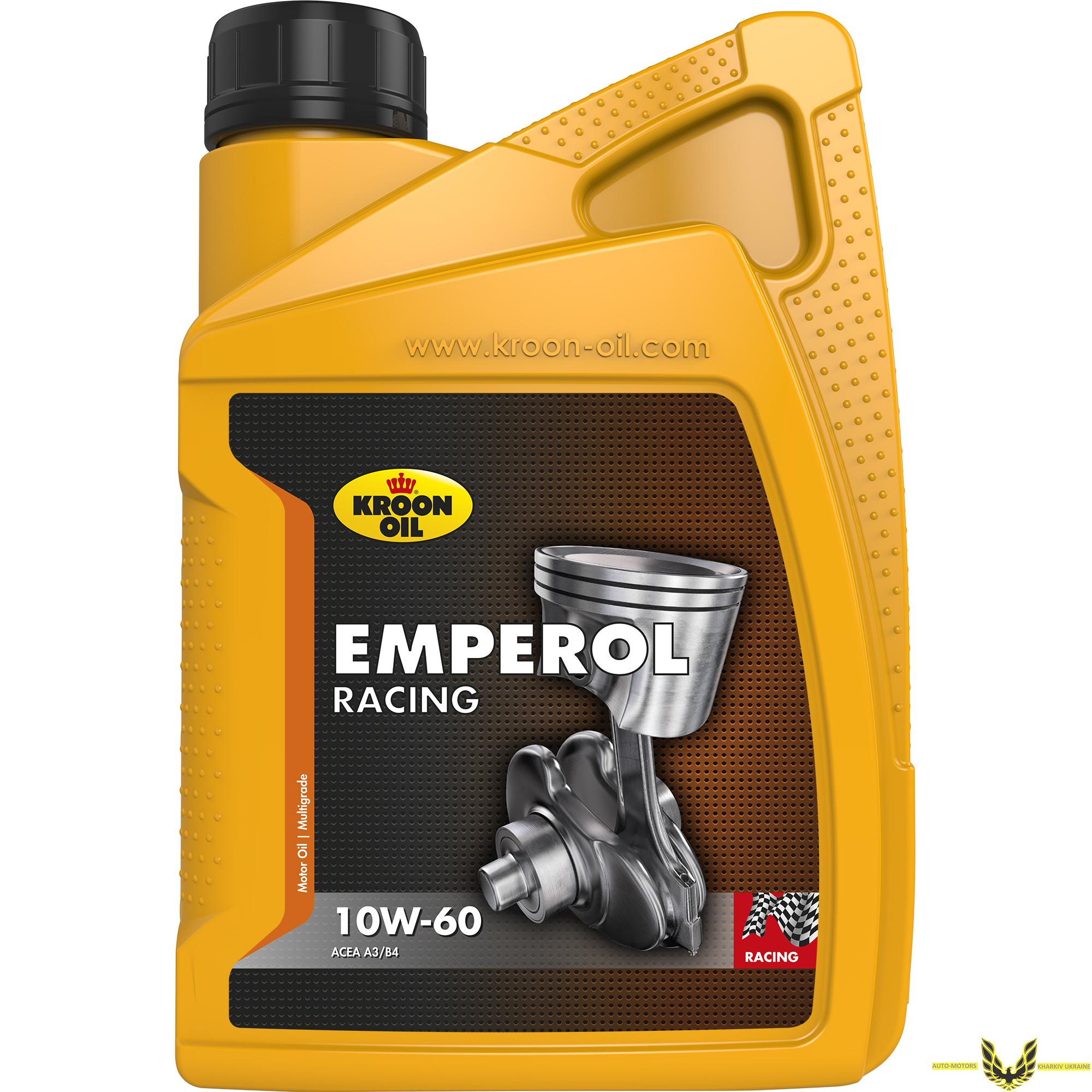 Emperol Racing 10W-60 1л