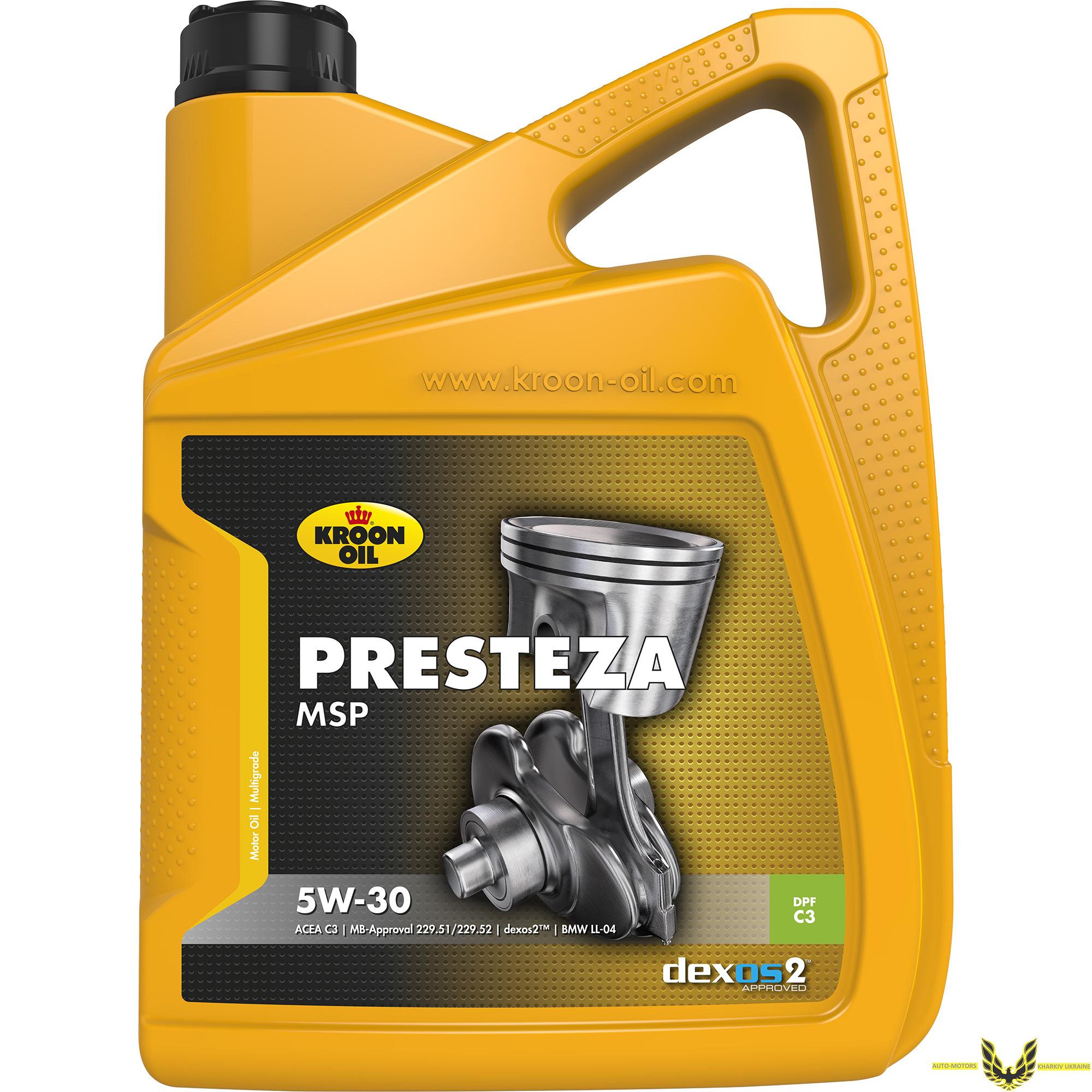 Presteza MSP 5W-30 5л