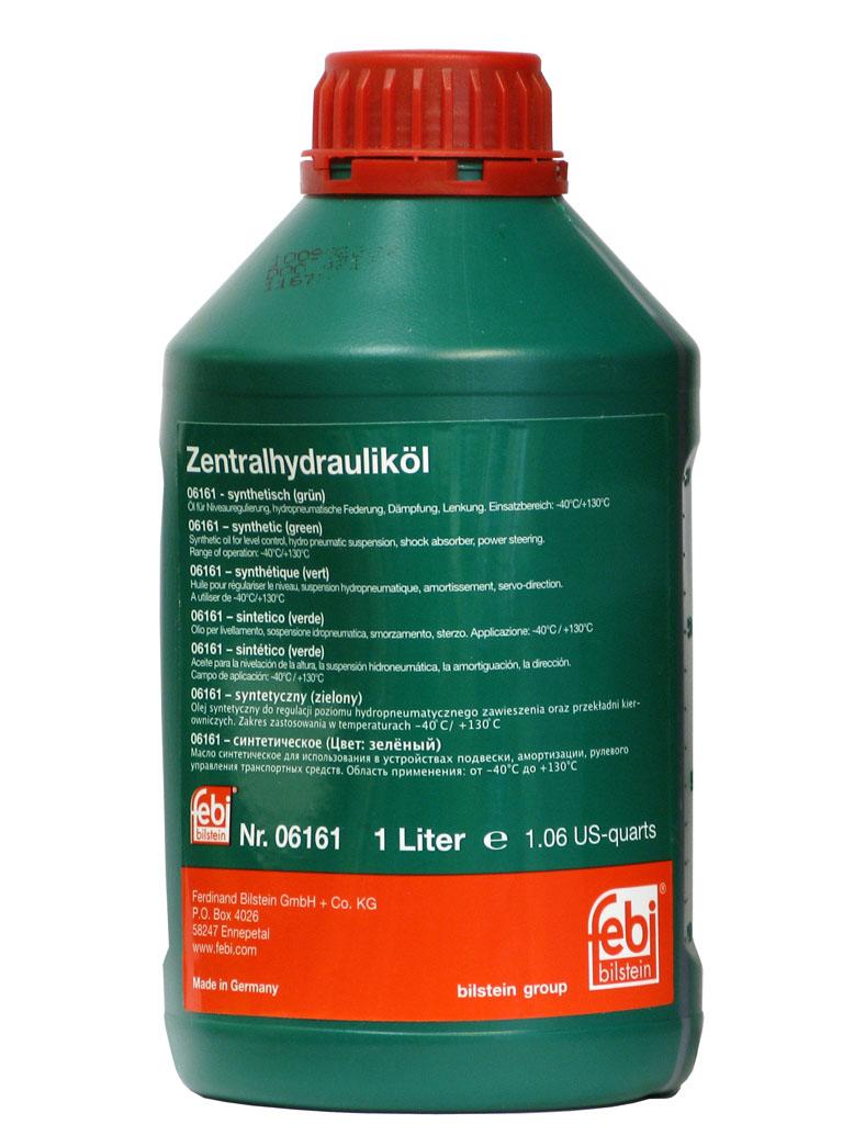 Жидкости гидравлические