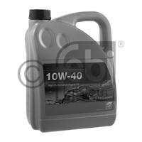 Масло моторное полусинтетическое 10W-40, 5л